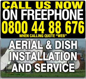 the complete aerial and dish solution