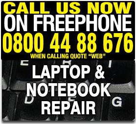 laptop and notebook repair
